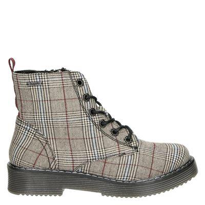 Bugatti dames boots grijs
