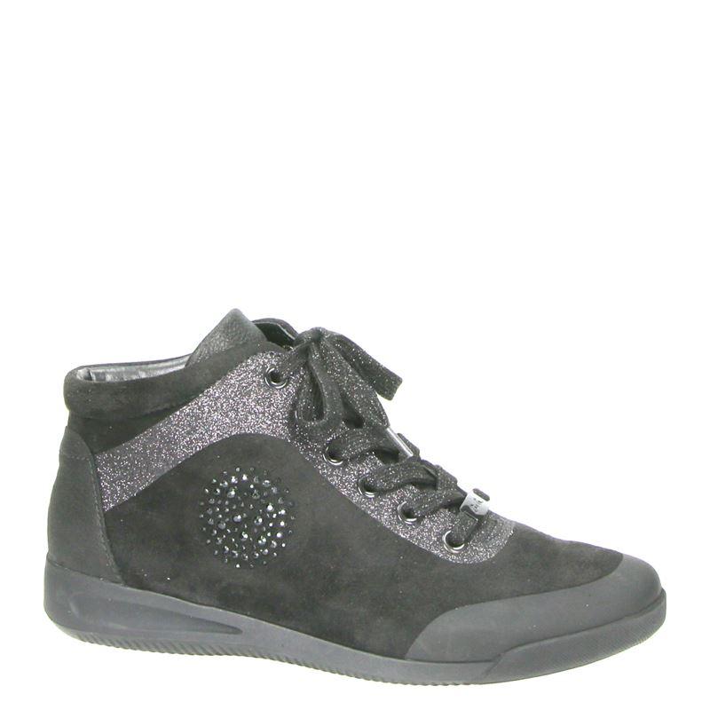 Ara Rom-St-High - Hoge sneakers - Zwart