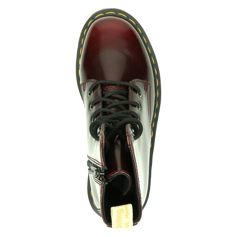 Dr. Martens Jadon II Vegan - Boots - Rood