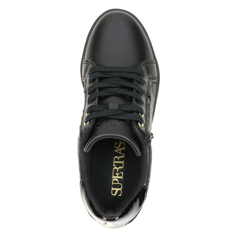 Supertrash - Lage sneakers - Zwart