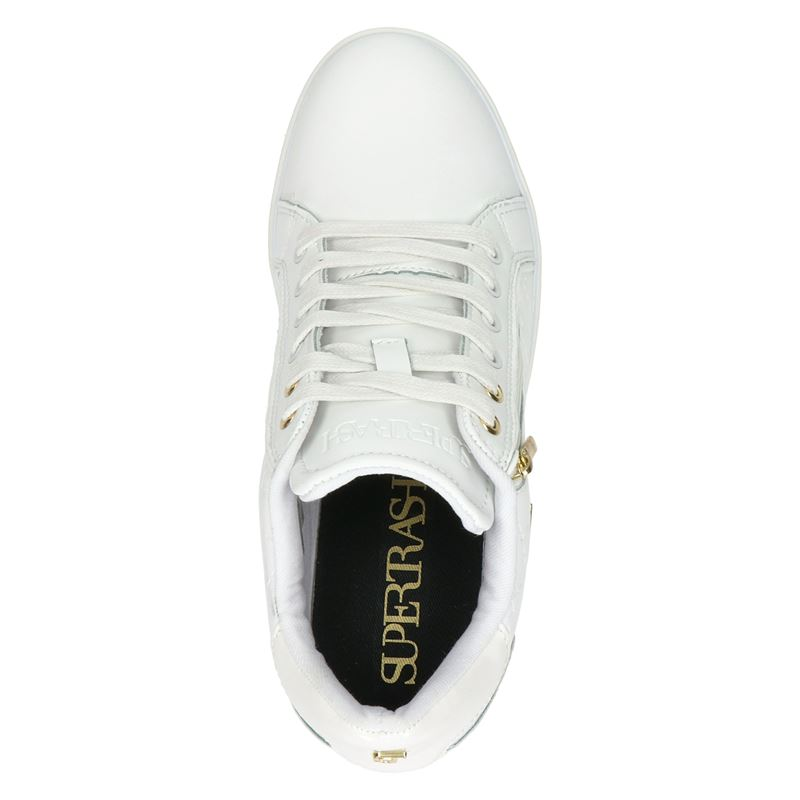 Supertrash - Lage sneakers - Wit