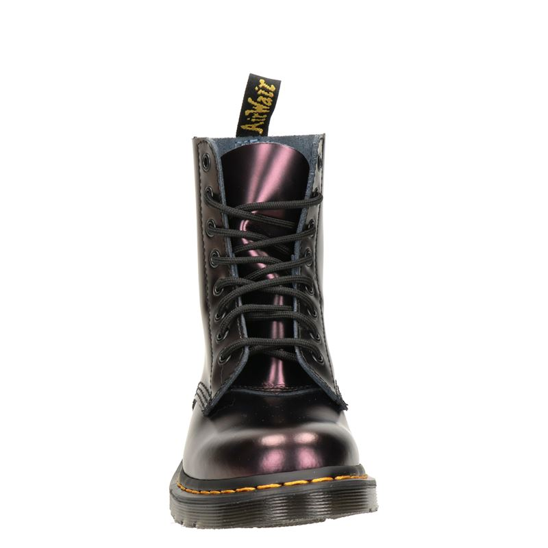 Dr. Martens 1460 Pascal Chroma - Veterboots - Rood