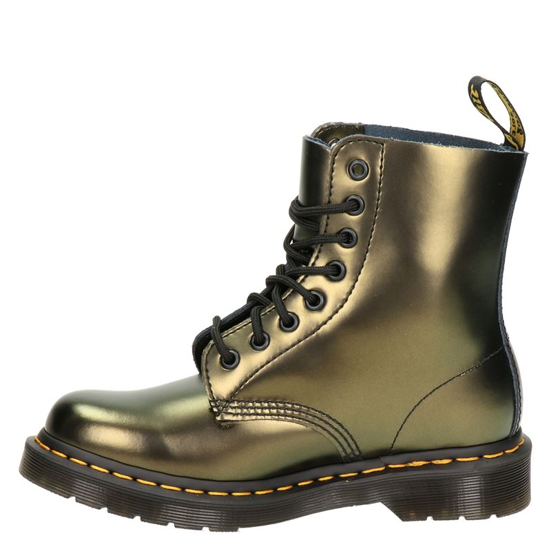 Dr. Martens 1460 Pascal Chroma - Veterboots - Goud