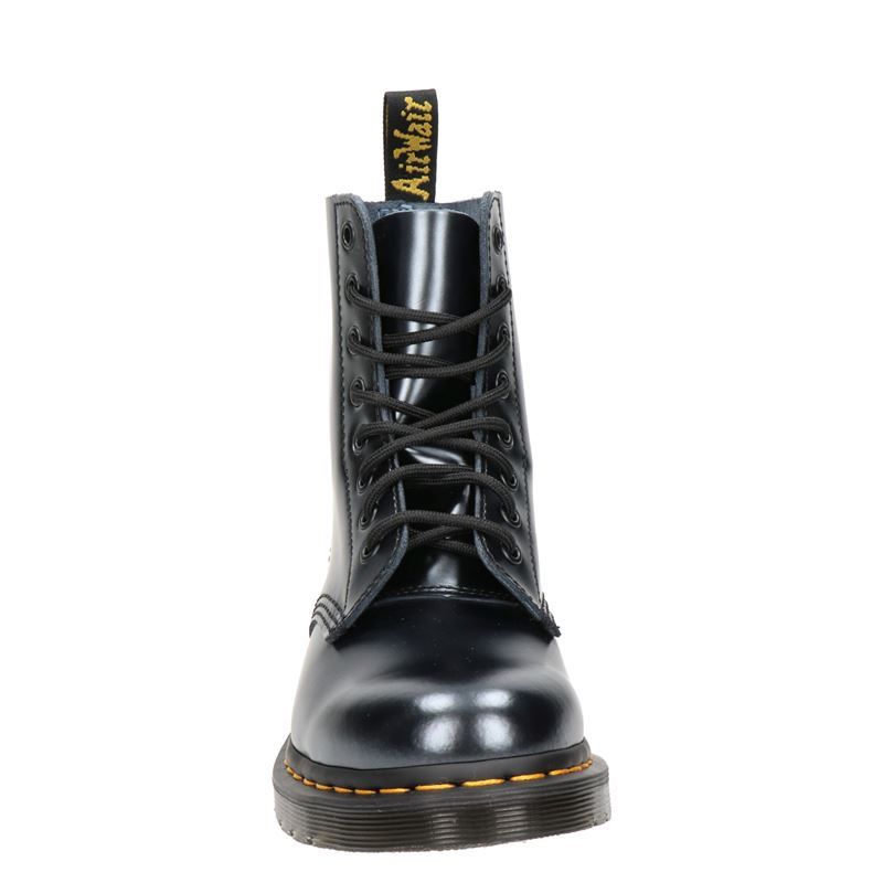 Dr. Martens 1460 Pascal Chroma - Veterboots - Zilver