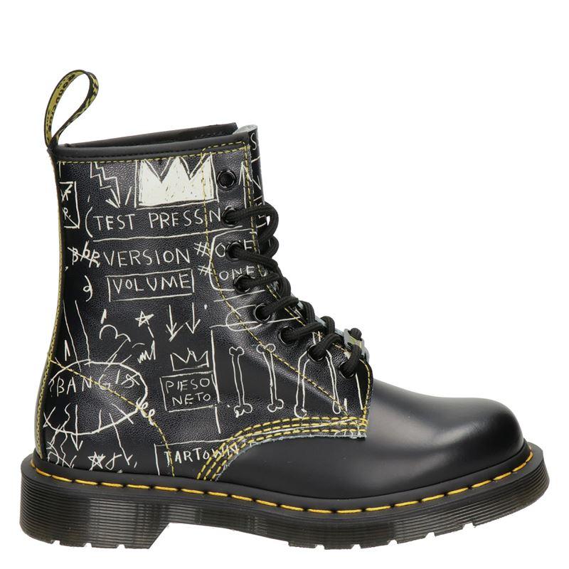 Dr. Martens 1460 Basquiat - Veterboots - Zwart