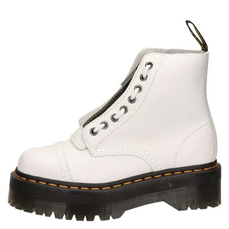 Dr. Martens Sinclair - Rits- & gesloten boots - Wit