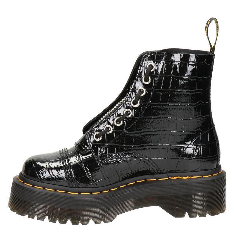 Dr. Martens Sinclair - Rits- & gesloten boots - Zwart