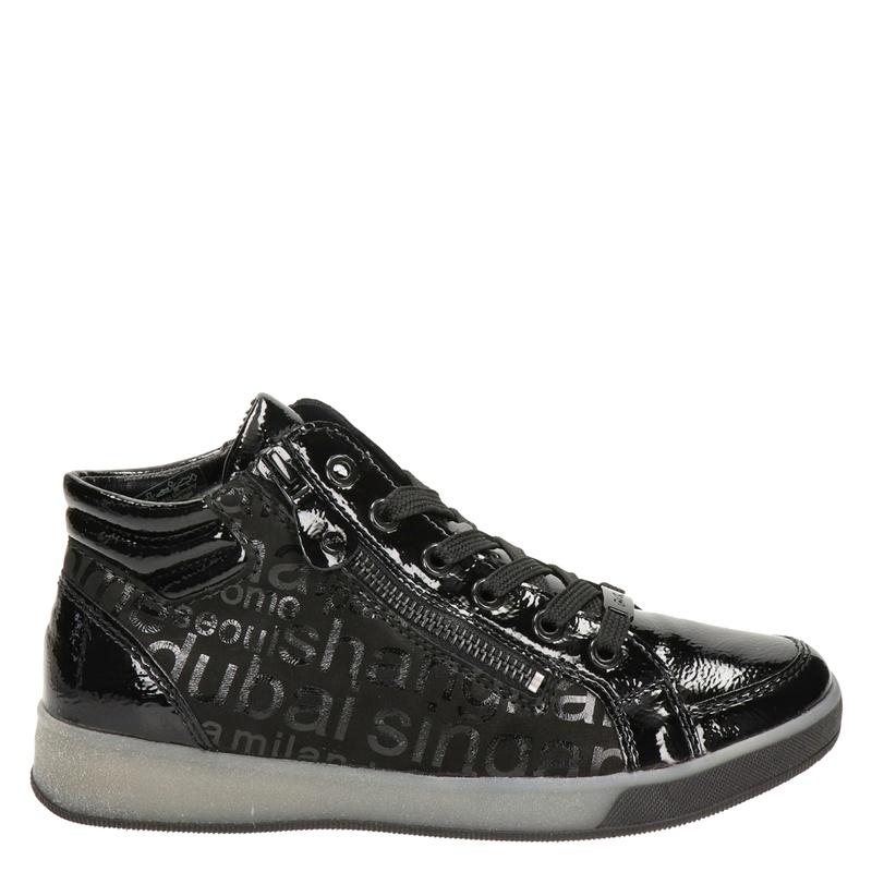 Ara Rom - Hoge sneakers - Zwart