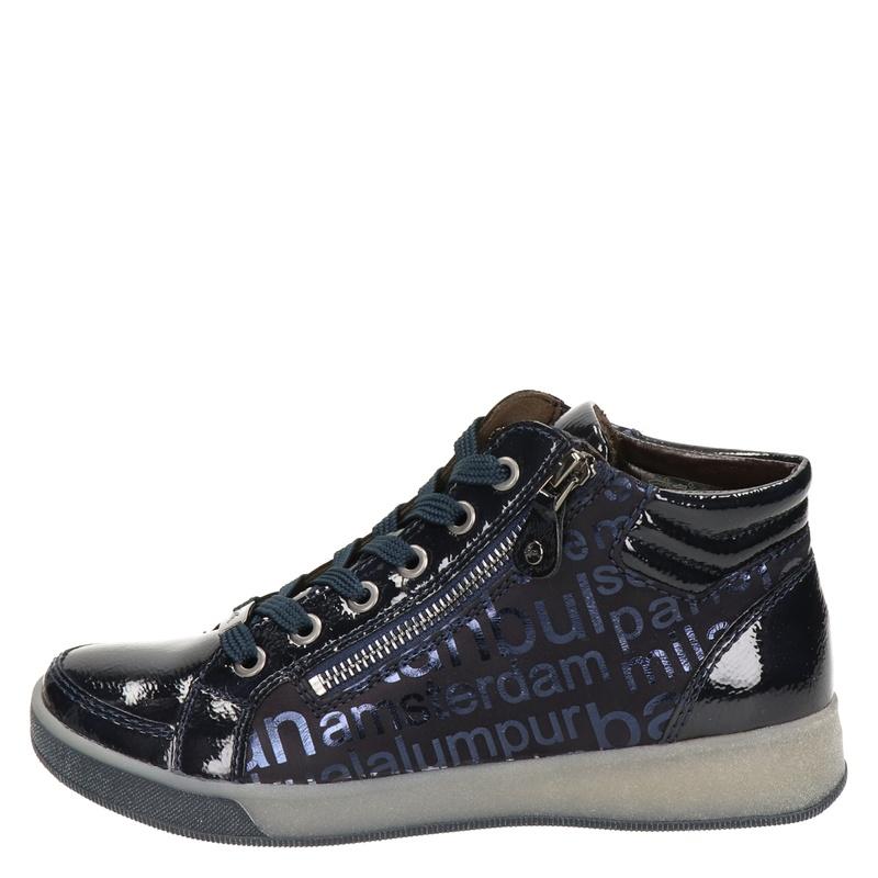 Ara Rom - Hoge sneakers - Blauw