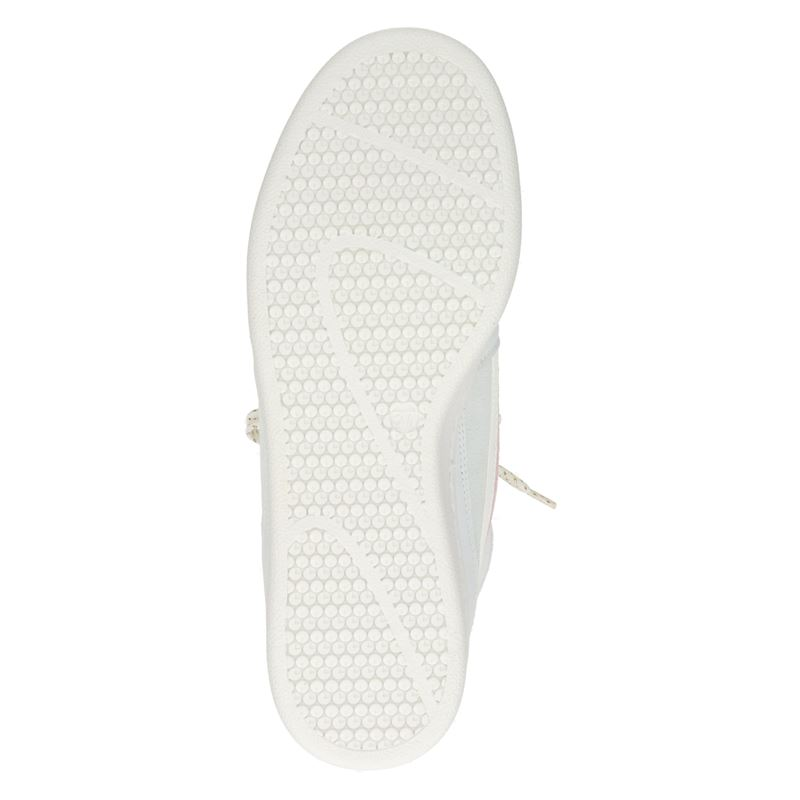 PS Poelman - Hoge sneakers - Wit