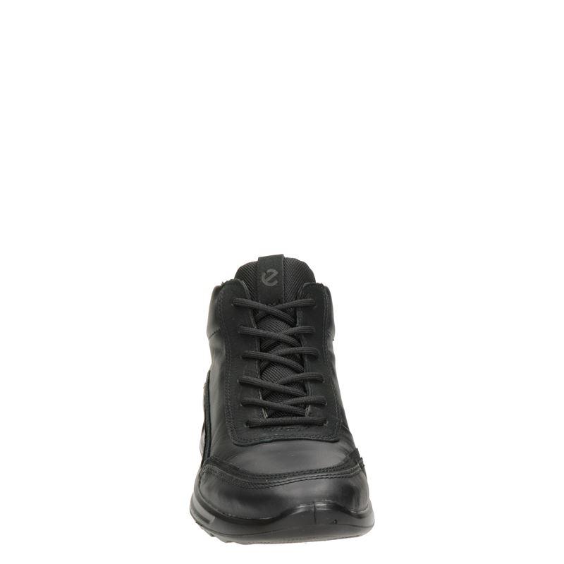 Ecco Flexure Runner - Hoge sneakers - Zwart