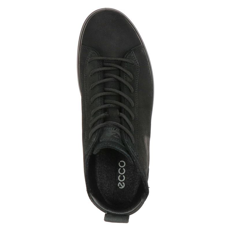 Ecco Soft 7 Tred - Veterboots - Zwart