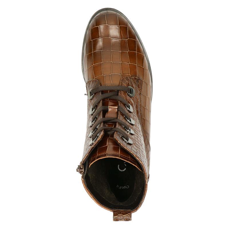 Gabor - Veterboots - Cognac