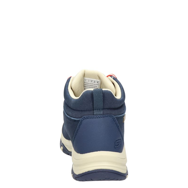 Skechers Outdoor - Veterboots - Blauw
