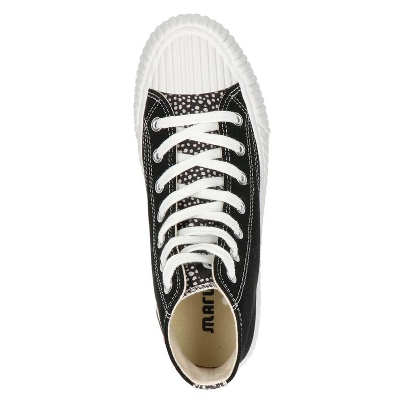 Maruti Vera - Hoge sneakers - Zwart