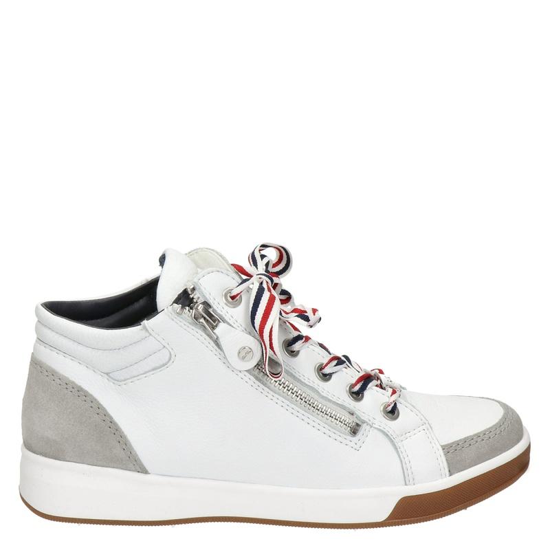 Ara - Hoge sneakers - Wit