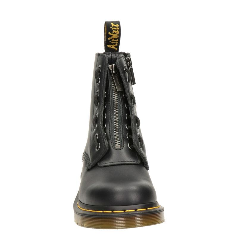 Dr. Martens 1460 Pscl front zip - Rits- & gesloten boots - Zwart