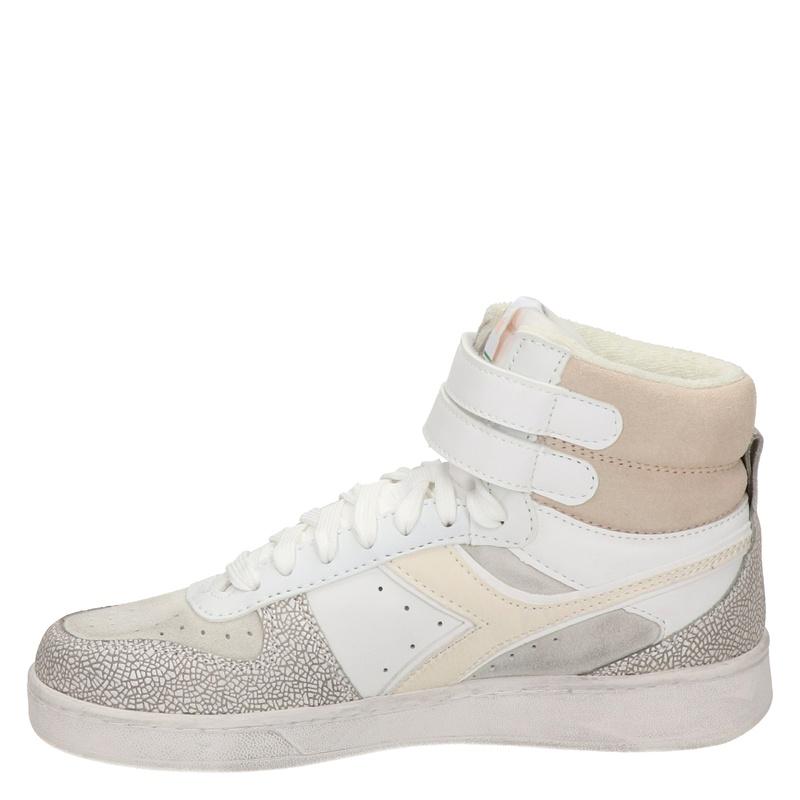 Diadora Magic Basket Mid - Hoge sneakers - Beige