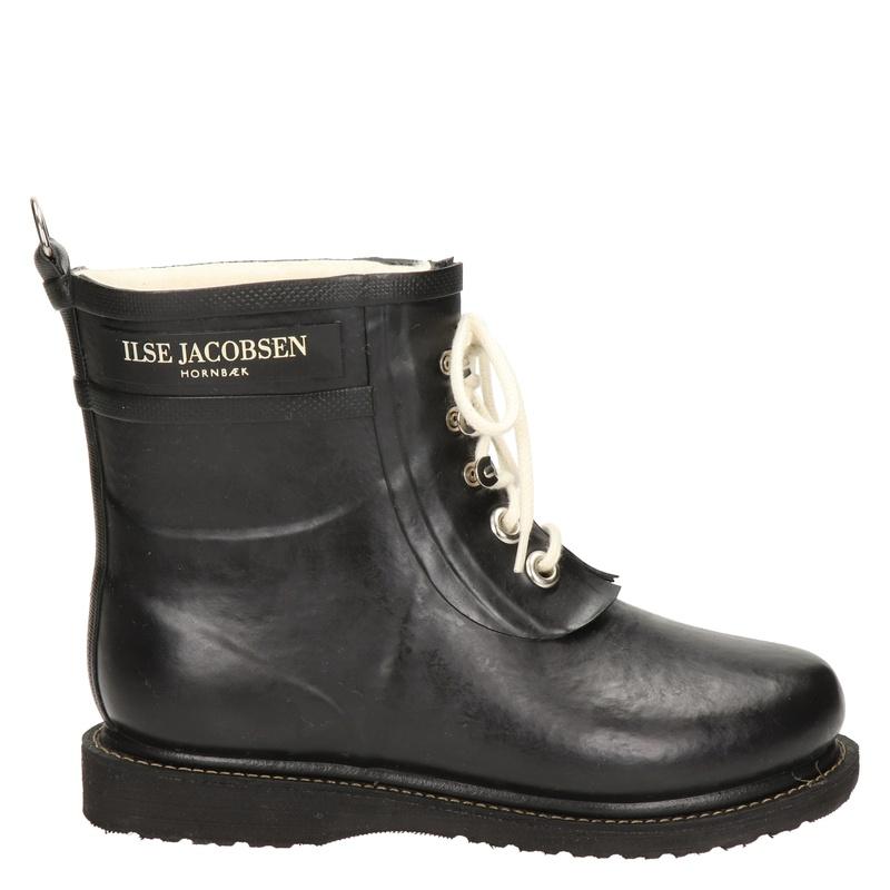 Ilse Jacobsen Rub 2 regenlaarzen zwart online kopen