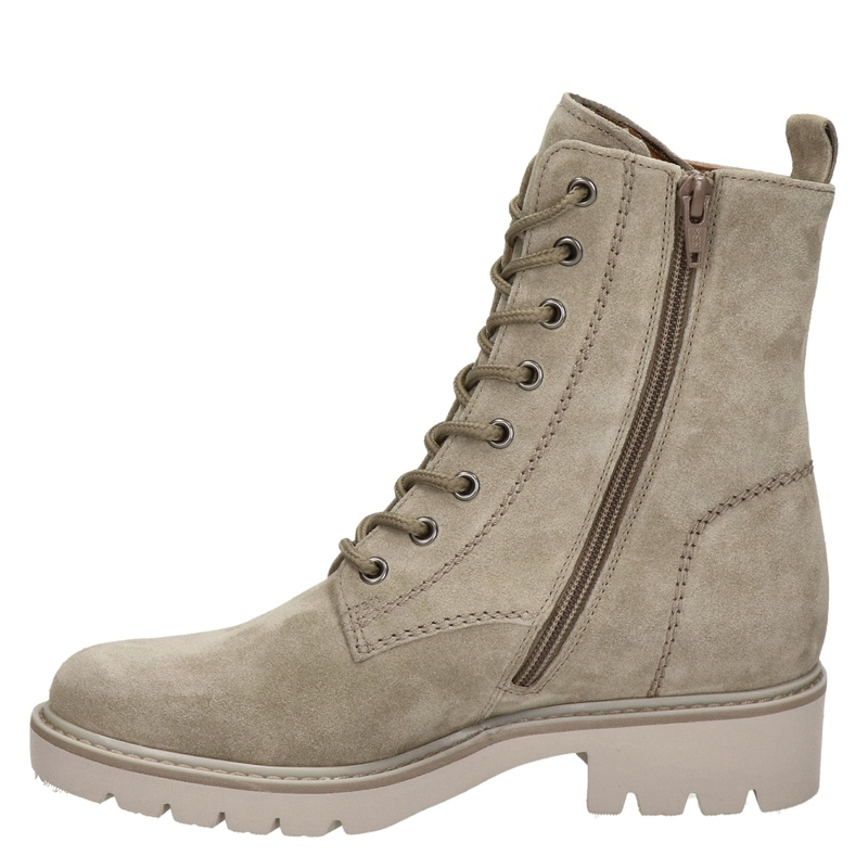 Gabor - Veterboots - Taupe