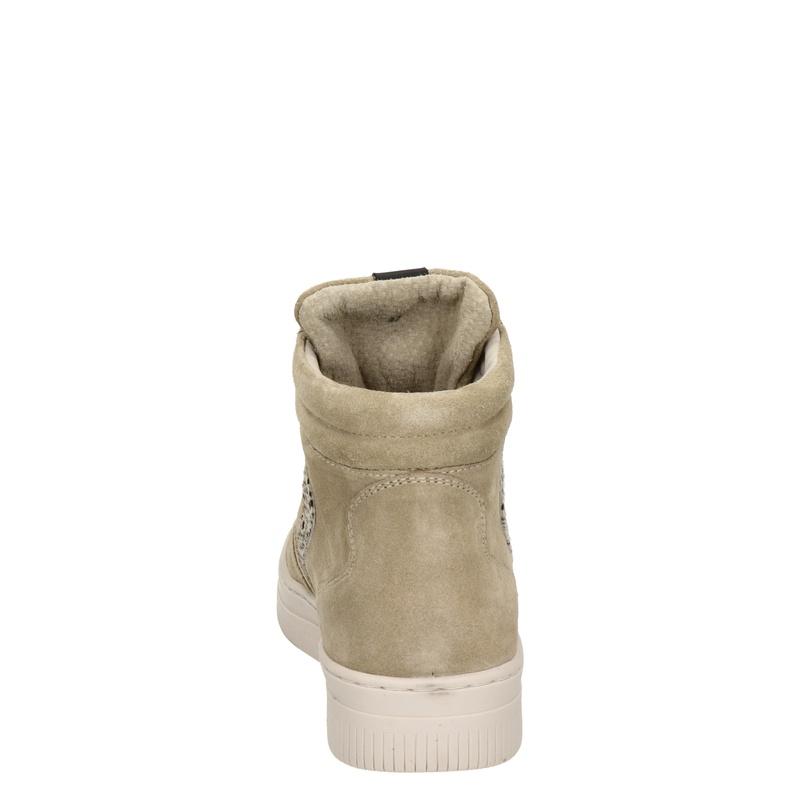 Maruti Mona - Hoge sneakers - Beige
