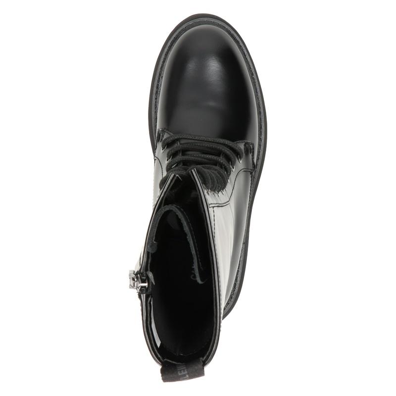Calvin Klein - Veterboots - Zwart