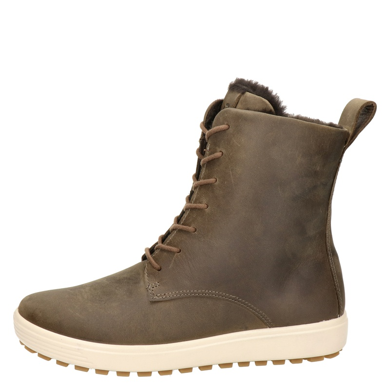Ecco Soft 7 Tred - Veterboots - Taupe