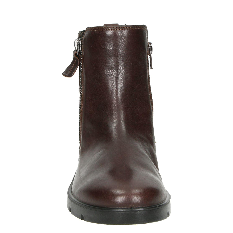 Ecco Bella - Rits- & gesloten boots voor dames - Bruin nhSXU1A