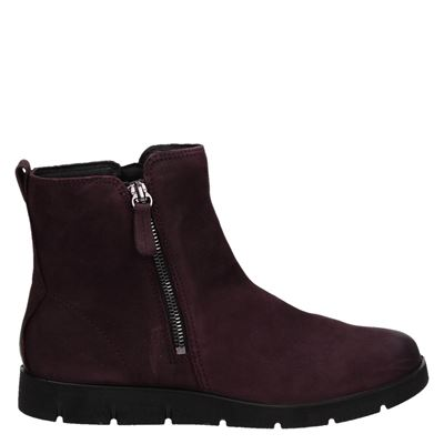 Ecco dames boots paars