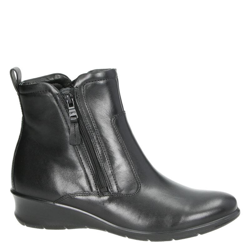 Ecco Felicia - Rits- & gesloten boots - Zwart