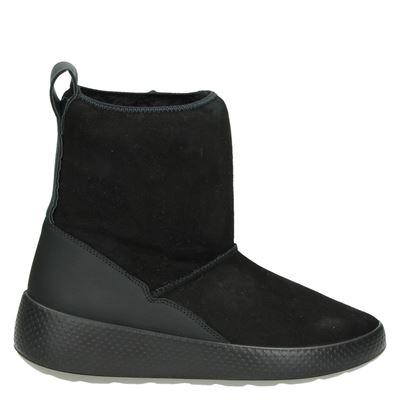 Ecco dames snowboots zwart
