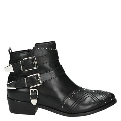 Bronx dames boots zwart