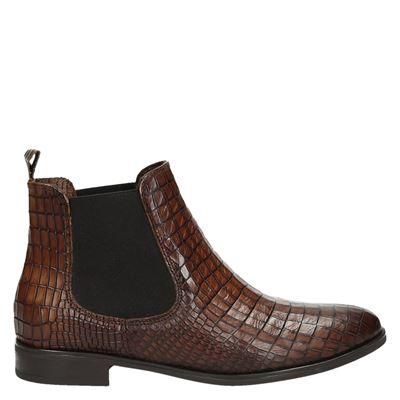 Nelson dames boots cognac