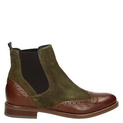 Nelson dames boots groen