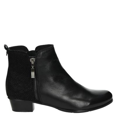 Nelson dames laarzen zwart