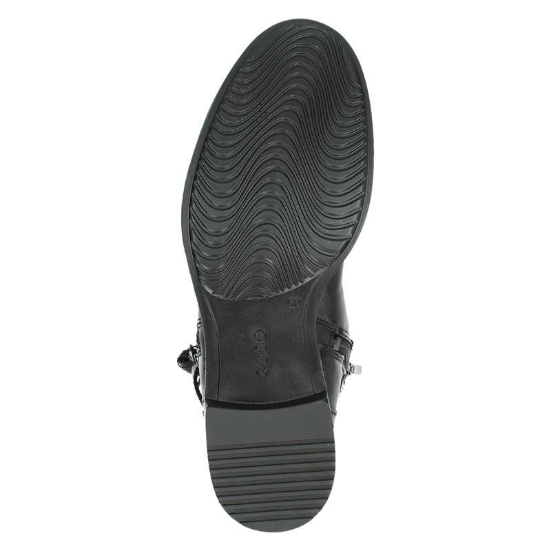 Ecco Shape 25 - Rits- & gesloten boots - Zwart