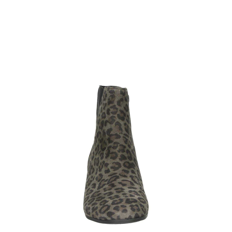 gabor laarzen tijgerprint
