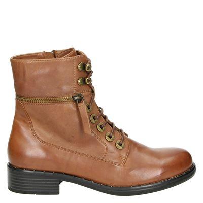 Regarde le ciel dames boots cognac