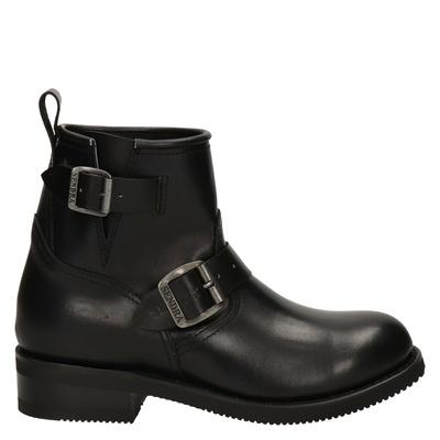 Sendra dames boots zwart