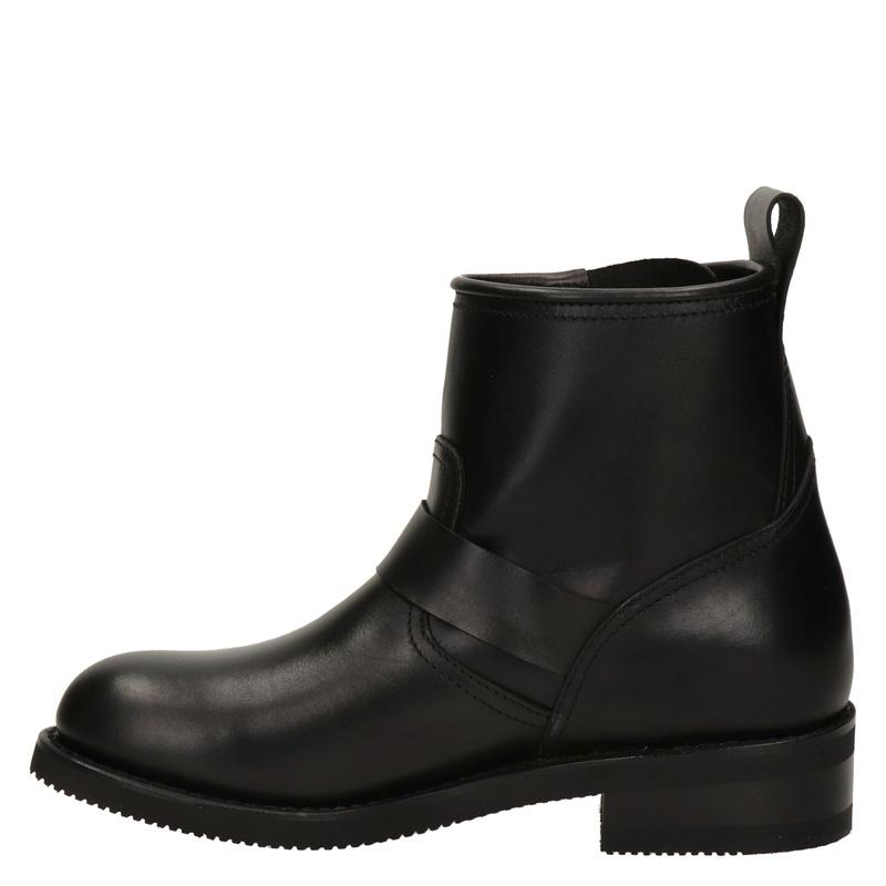 Sendra 2976 Carol - Rits- & gesloten boots - Zwart