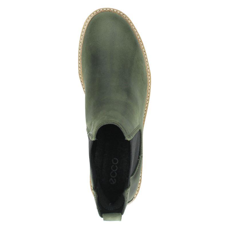 Ecco Elaine - Chelseaboots - Groen