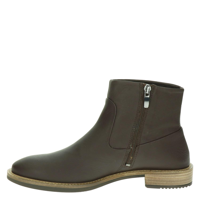 Ecco Sartorelle 25 Tailored - Rits- & gesloten boots voor dames - Bruin sm0m9xg