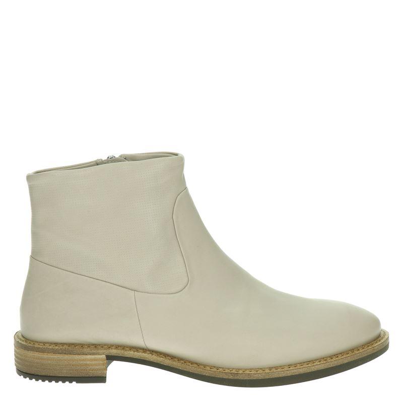 Ecco Soft 7 rits & gesloten boots kaki