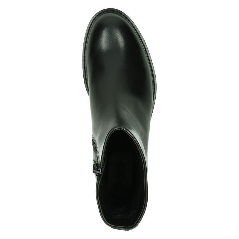 Ecco Sartorelle 25 - Enkellaarsjes - Zwart