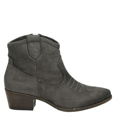 Claudia Ghizzani dames laarzen grijs