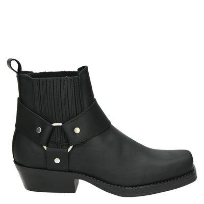 Kentucky's Western dames laarzen zwart