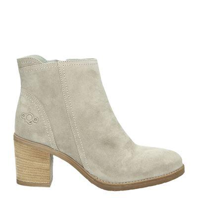 Aqa dames laarzen beige