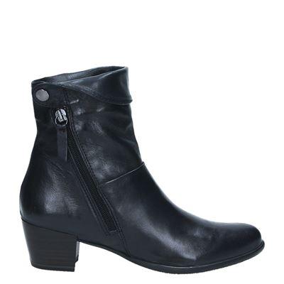 Tamaris dames laarzen blauw