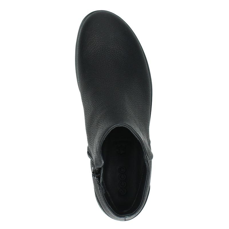 Ecco Skyler - Rits- & gesloten boots - Zwart