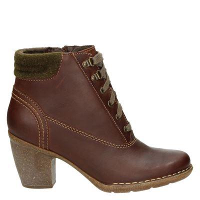 Clarks dames laarzen bruin